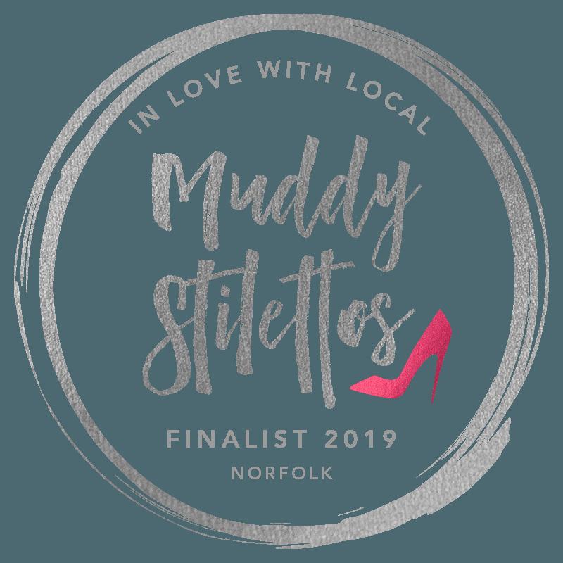 Muddy Stilettos Award Finalist