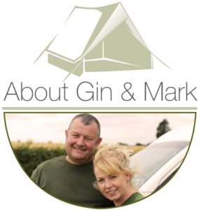 Gin and Mark Wilson-North