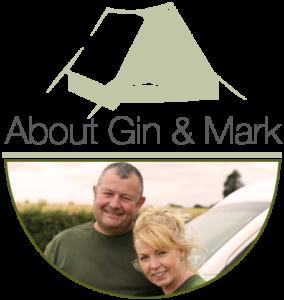 Gin and Mark Wilson-North