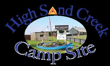 High Sand Creek Campsite