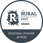 Regional Winner The Rural Business Awards East