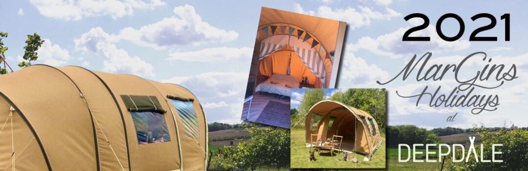 Luxury Camping at Deepdale