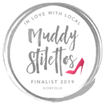 Muddy Stilettos Award Finalist