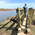 Stiffkey bridges walk